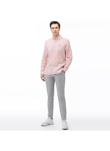 Lacoste Erkek Slim Fit Pantolon HH0018.18G Gri